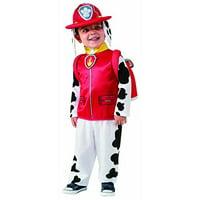 Rubie's Toddler PAW Patrol Marshall Child Costume, Small