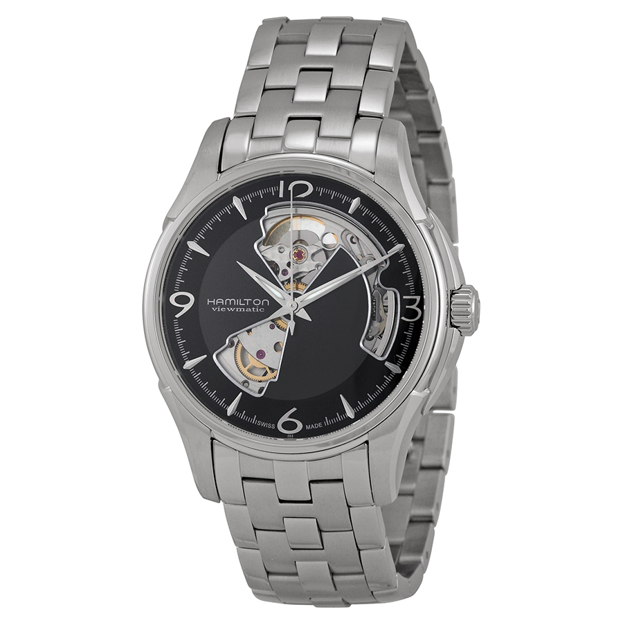 Hamilton Jazzmaster Open Heart Automatic Mens Watch H32565135 by Hamilton