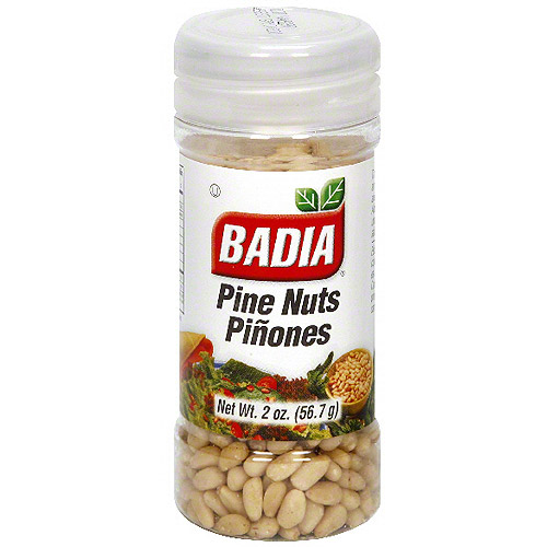 Badia Pine Nuts, 2 oz (Pack of 12)