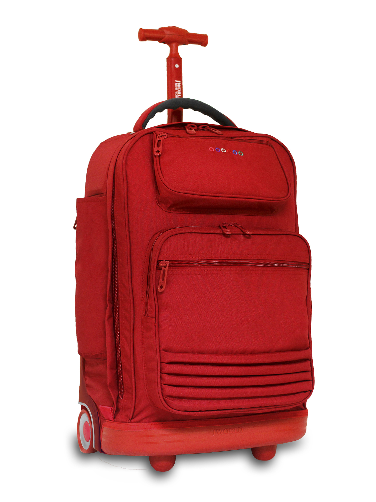 "J World Parkway 20-1/2"" Rolling Laptop Backpack"