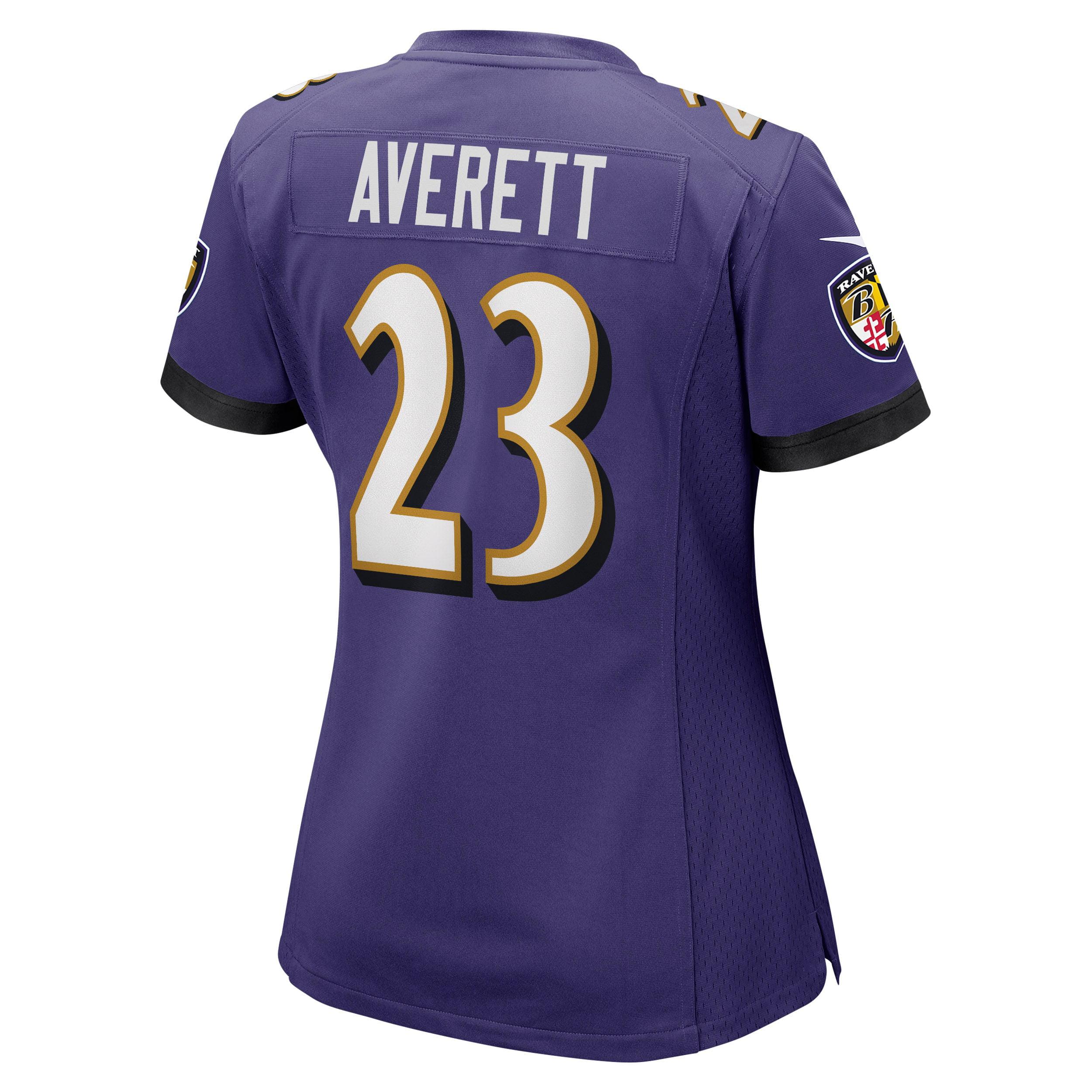 Anthony Averett Jersey