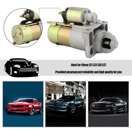 High Torque Starter Motor For Chevy Ls1 Ls2 Ls6 Ls7 High