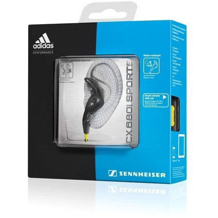 mientras Eficacia Papá  Sennheiser Adidas CX 680i Sports Headset (Discontinued by Manufacturer) |  Walmart Canada