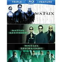 Matrix / Matrix Reloaded / Matrix Revolutions (Blu-ray)