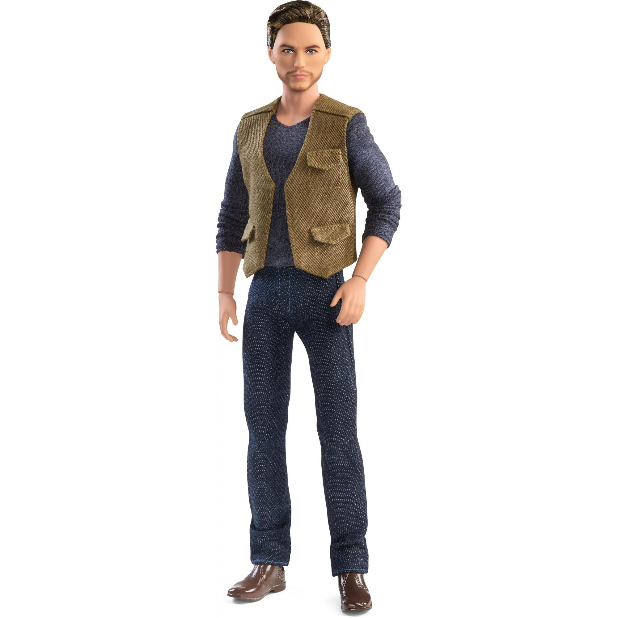 Barbie Jurassic World Owen Doll by Mattel