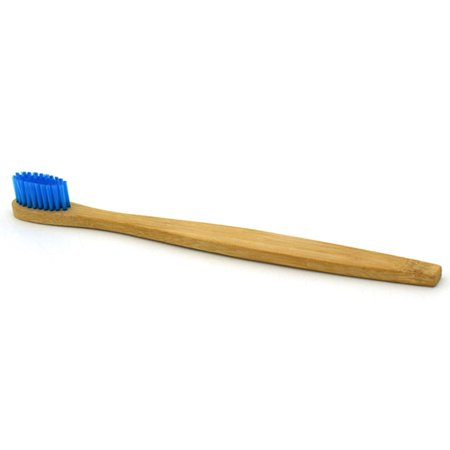 KABOER Pure Bamboo Natural Toothbrush Environmentally Friendly Eco Adult Best (Best Manual Toothbrush On The Market)
