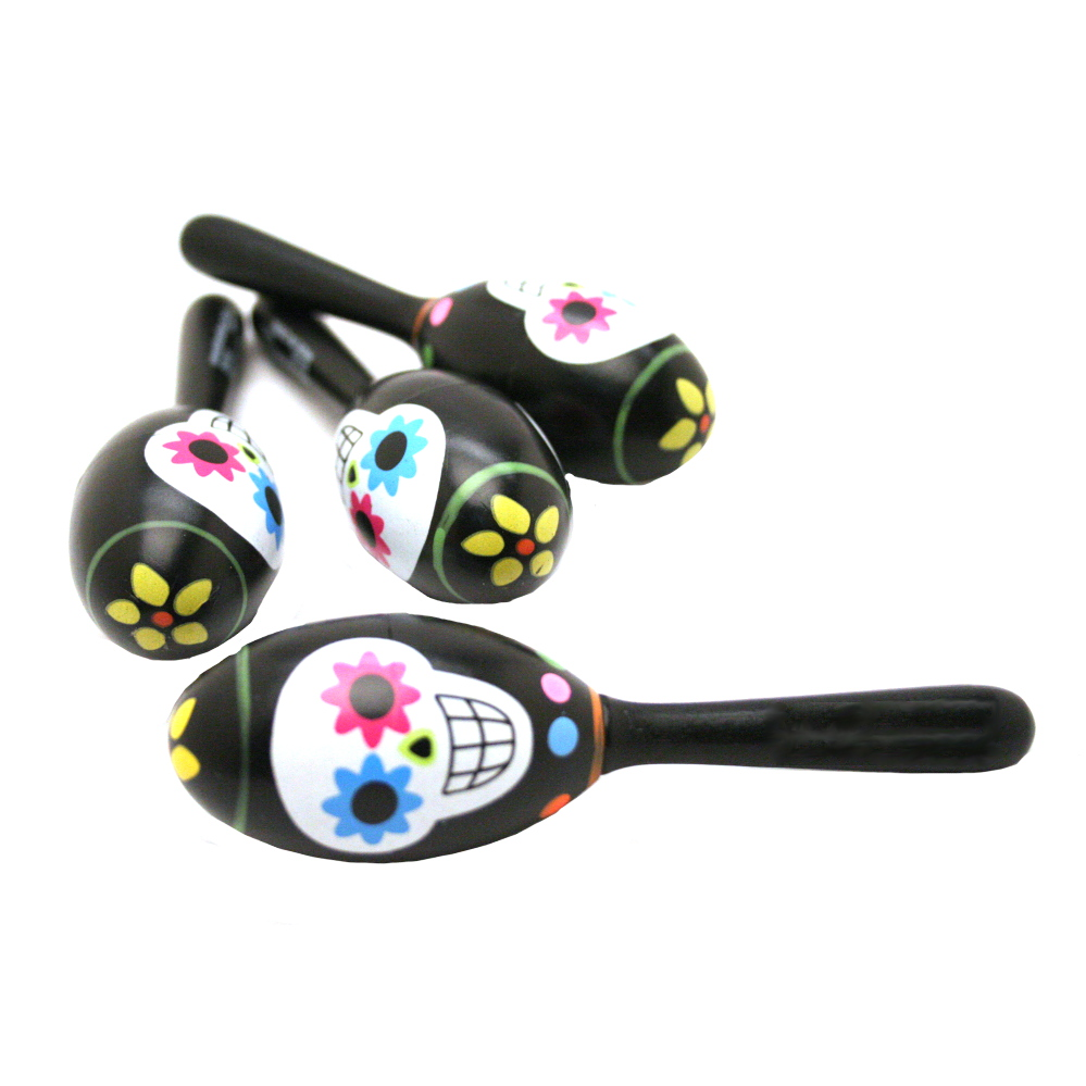 Day Of The Dead Maracas by FUN EXPRESS