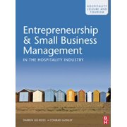 Entrepreneurship and Small Business Management in the Hospitality Industry - eBook