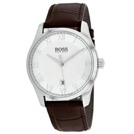 Relógio para homem Hugo BOSS com pulseira de couro, modelo 1513586