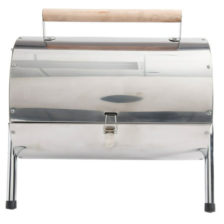 Wilkerson Double Barrel BBQ (Commercial Double Grill)