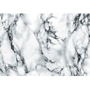 Brewster 346-0047 Grey And Black Marble Grey And Black Marble Adhesive Film