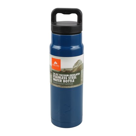 Ozark Trail 24oz Vacuum Insulated Stainless Steel Water Bottle