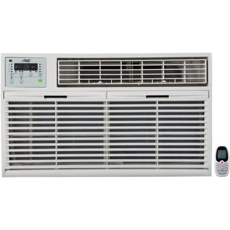 Arctic King Wtw 08Er5 8 000Btu Through The Wall Air Conditioner  Cool And Heat  White