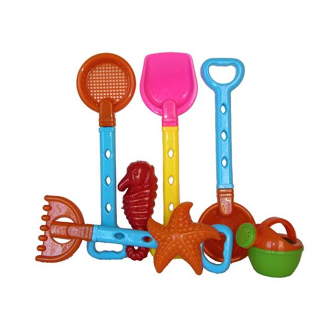 Sunshine Trading BT-46 Tool Sand Toy - 7 Piece Set