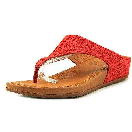 Womens Banda Ii Thong Metallic Open Toe Sandals FitFlop 3cv1MFM