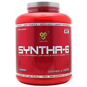 BSN Syntha-6, Cookies and Cream, 5-Pound