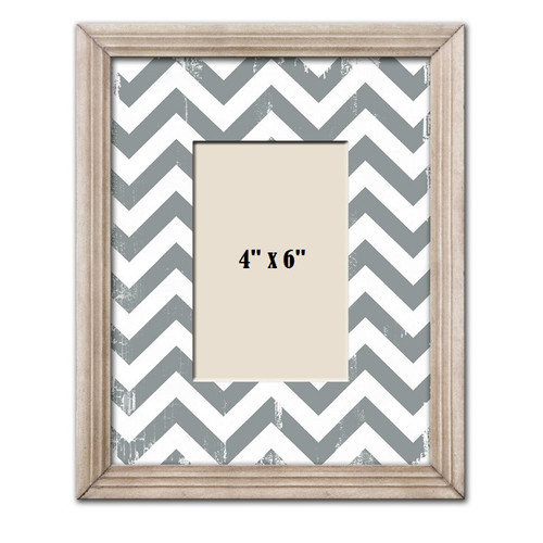 M Home Decor Shabby Elegance Wood Picture Frame