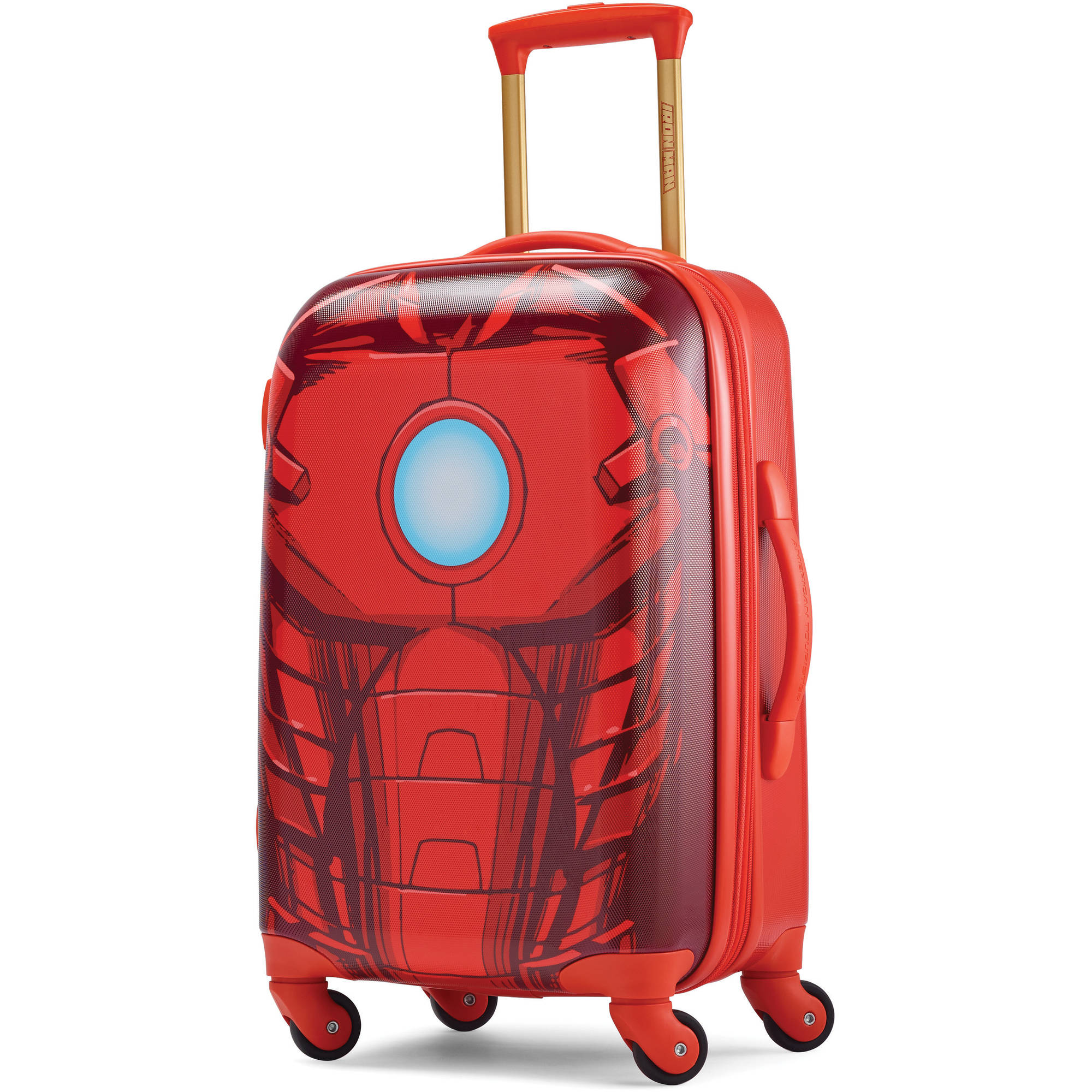 "American Tourister Marvel Iron Man 21"" Spinner Hardside"
