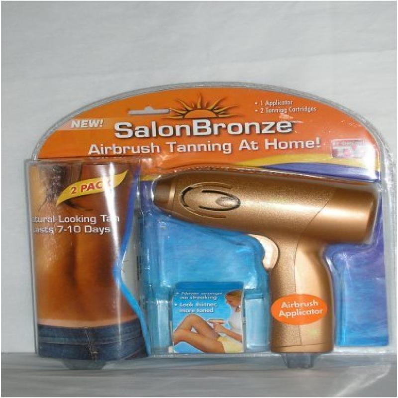 Idea Village SalonBronze Airbrush Tanning at Home System,...