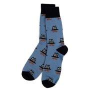 Parquet Men's Novelty Socks Best Dad Father's Day