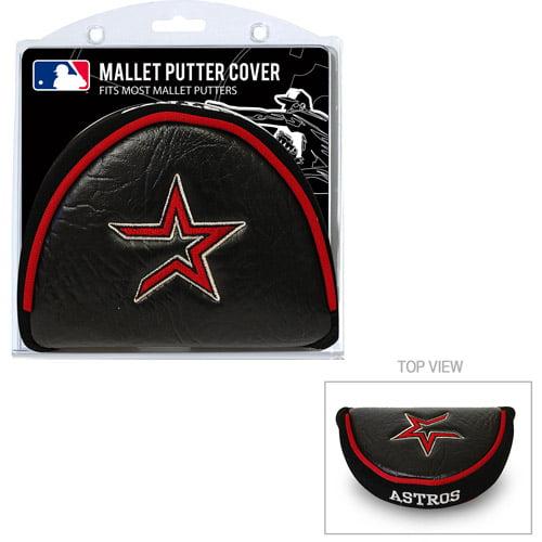 Team Golf MLB Houston Astros Golf Mallet Putter Cover