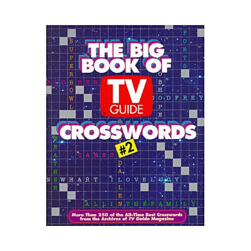 The Big Book of TV Guide Crosswords 2