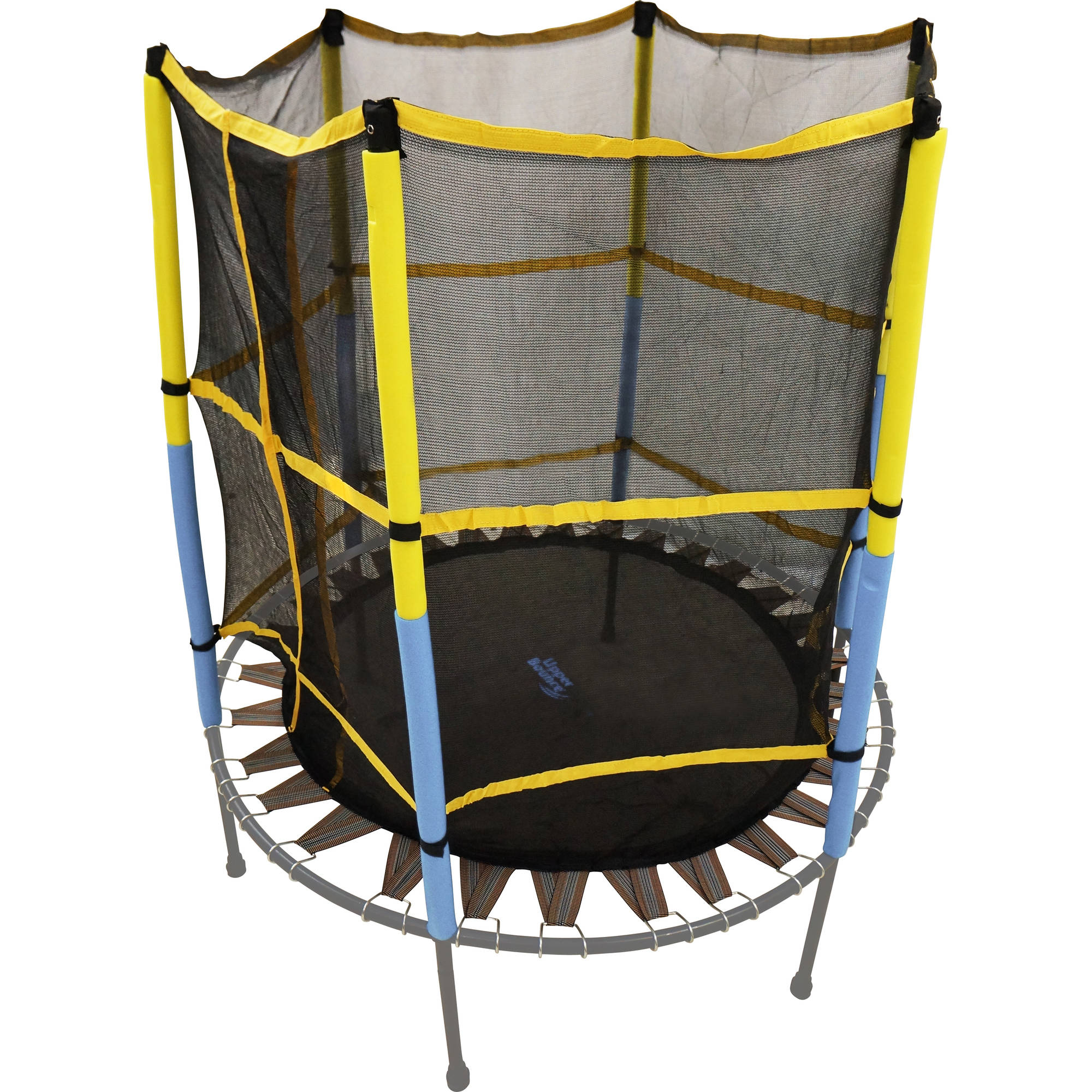 "Upper Bounce Jumping Band Mat with Attached Safety Net For 55"" Round Frame"
