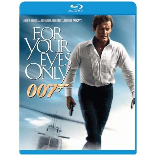 For Your Eyes Only (Ultimate Edition) (Blu-ray) (Widescreen)