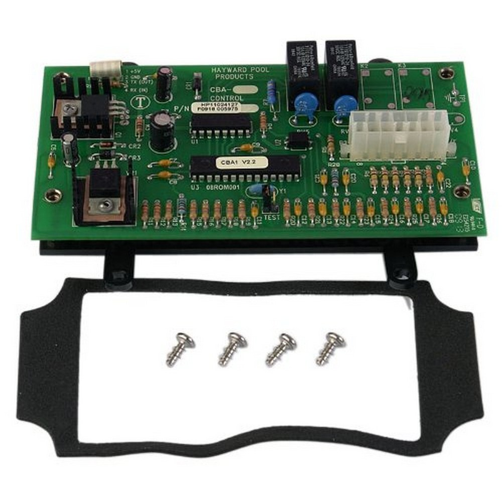 Hayward HPX26024139 CBA-2 Control Board Assembly for Heat...