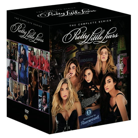Halloween Episode Pretty Little Liars (Pretty Little Liars: The Complete Series)