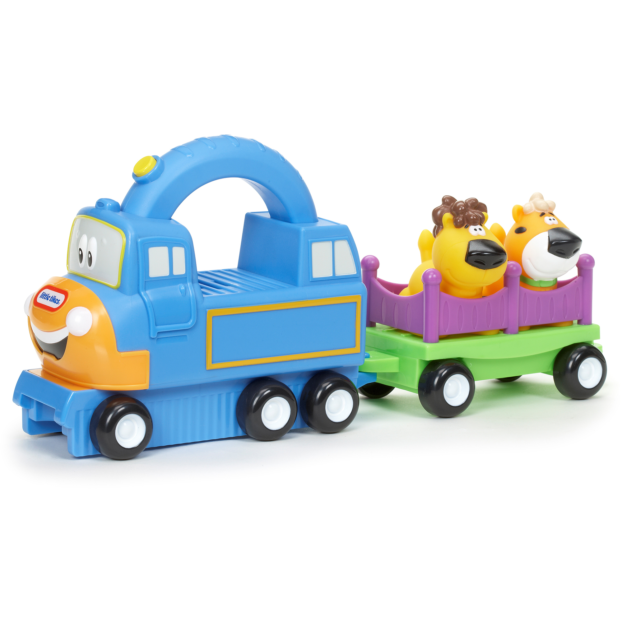 Little Tikes Deluxe Handle Haulers, Big Top Charlie