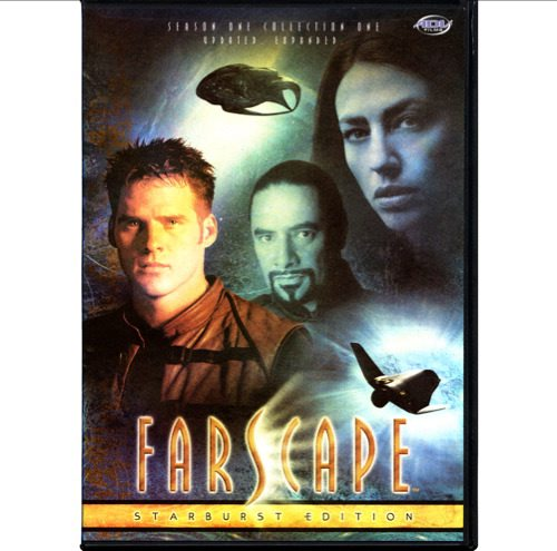 Farscape: Starburst Edition, Vol. 1 [2 Discs]