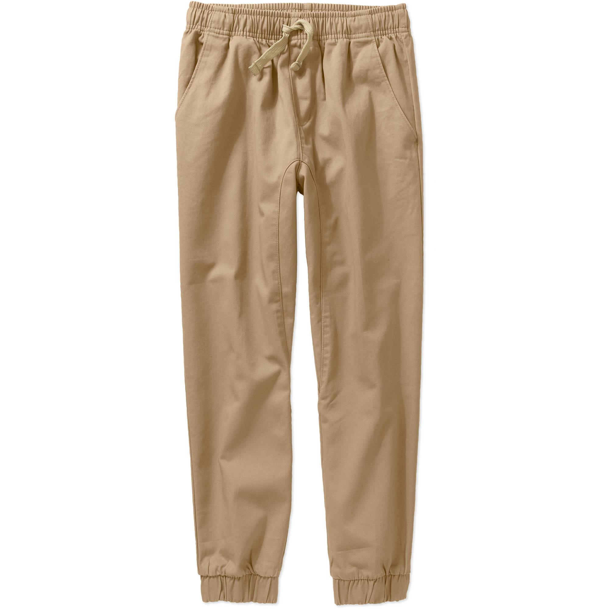 Boys' Woven Jogger Pants
