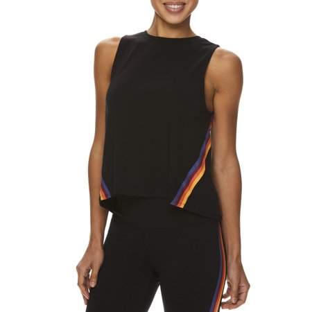 Avia Women's Athleisure Get In The Groove Tank