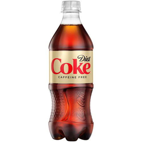Diet Coke Caffeine-Free Soda, 20 Fl. Oz.