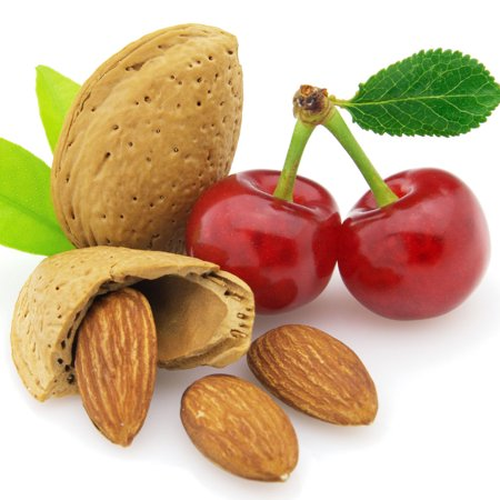 CHERRY ALMOND FRAGRANCE OIL - 8 OZ - FOR CANDLE & SOAP MAKING BY VIRGINIA CANDLE SUPPLY - Halloween Soap Making