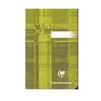 Classic Staple-Bound Notebooks ruled, 3 1/2 in. x 5 1/2 in., 48 sheets (pack of 10)