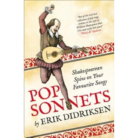 Pop Sonnets: Shakespearean Spins on Your Favourite Songs - Pop Halloween Songs List