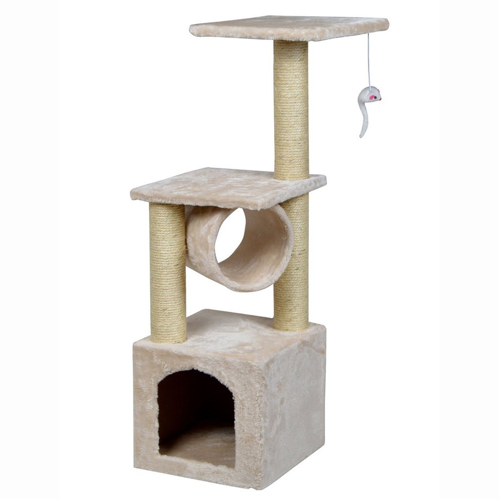 Cat Tree 36'' Condo Furniture Scratching Post Kitten Pet Play Toy House by