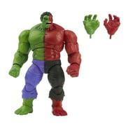 Hasbro Marvel Legends Series 6-inch Action Figure Hulk, Premium Design, 2 Accessories
