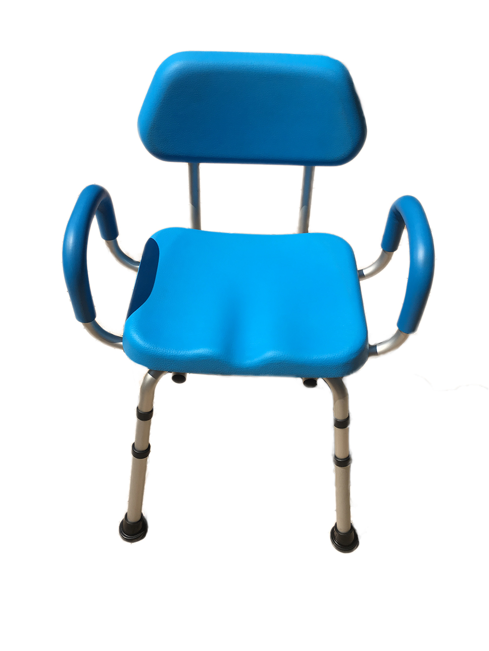 ComfortAble(tm) Deluxe Bath / Shower Chair PADDED with Armrests ...