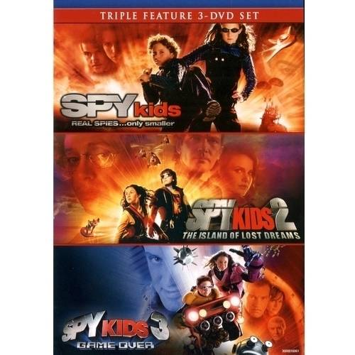 Spy Kids Triple Feature (Widescreen)