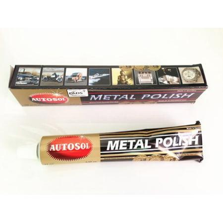 Autosol Metal Polish 3.33 Oz. (75ml) for Harley Davidson Softail Harley Davidson Petcock