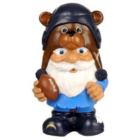 San Diego Chargers Mad Hatter Gnome - image 1 de 1