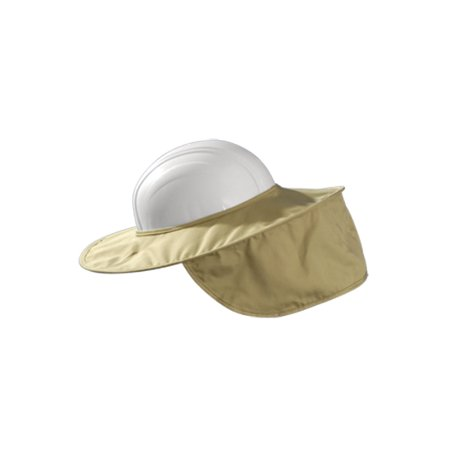Occunomix 899 MiraCool Stow-Away Hard Hat Neck - Construction Hardhats