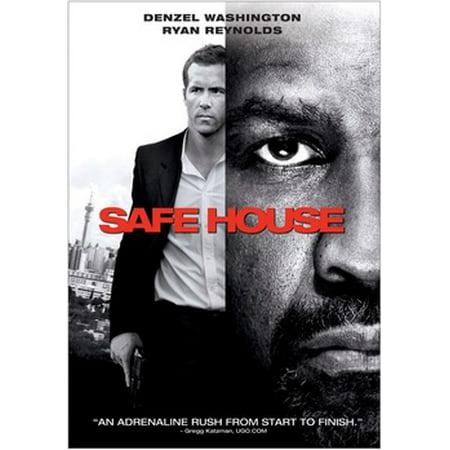 Safe House (DVD) (House Of Frazer.com)
