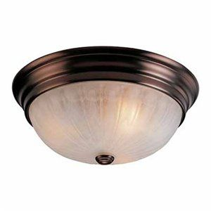 Volume International V7734 3 Light Marti Large Flush Mount Ceiling Light