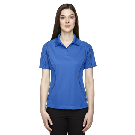 Ash City - Extreme Ladies' Eperformance™ Velocity Snag Protection Colorblock Polo with Piping - image 1 de 1