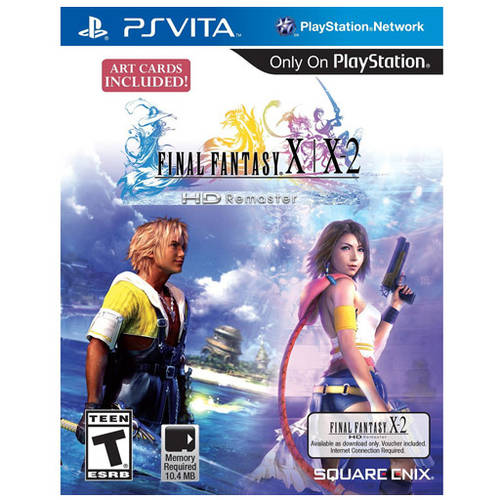 Final Fantasy X/X-2 Hd (PSV) - Pre-Owned