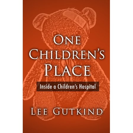 One Children's Place - eBook A welcome and poignant account of the intense human and political dynamics of a major childrens hospital that will have a substantial impact on the way you view children and their care. The New England Journal of MedicineLee Gutkind is a master at stepping into the worlds of medicine and revealing the unique desires, characteristics, and stories of the people therein. ForOne Childrens Place, he spent two years at Childrens Hospital of Pittsburgh, observing not just the patients but also their nurses, surgeons, therapists, administrators, and families. What he found was an institution that excelled at responding to the needs of the children who stayed there, from the professionals who dealt with the unique problems of hospital furniture and design, to the nurses and social workers who became unwaveringly close allies to their young charges, to the doctors who undertook risky new procedures to save lives.Brimming with hope and animated by fascinating anecdotes,*One Childrens Place*is a powerful portrait of heroism and heartbreak, by one of Americas foremost nonfiction storytellers.